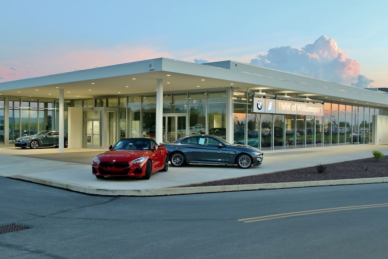 Bmw Of Williamsport Bmw Used Car Dealers In Muncy Pa