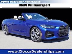 2022 BMW 430i xDrive Convertible