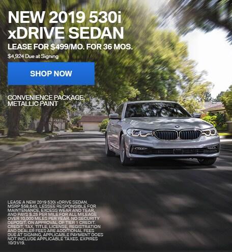 2019 BMW 530i 10/4/2019
