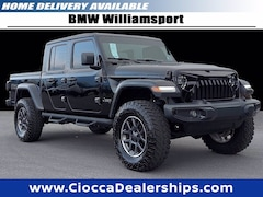 2020 Jeep Gladiator Overland Truck Crew Cab in [Company City]
