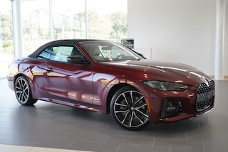 2022 BMW 430i xDrive Convertible in [Company City]