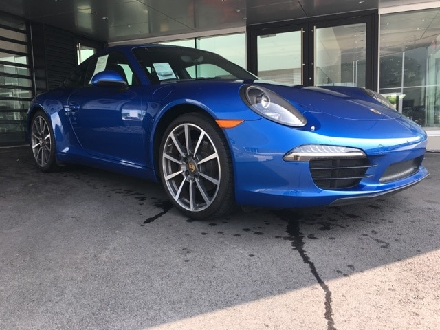 Pre,Owned 2016 Porsche 911 For Sale at BMW of Wyoming Valley