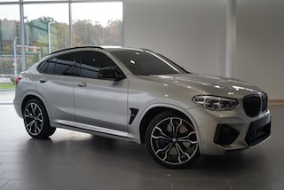 2020 BMW X4 M Competition Sports Activity Coupe in [Company City]