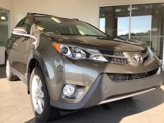 2015 Toyota RAV4 Limited SUV