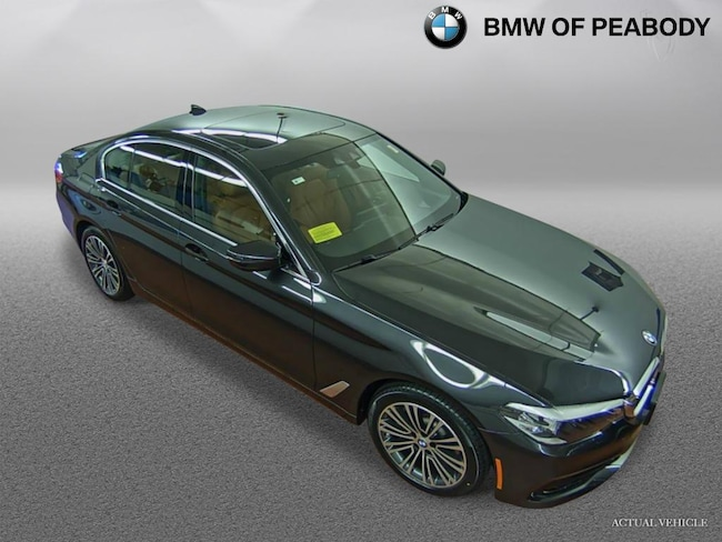 Pre-Owned 2019 BMW 530i For Sale at BMW of Peabody | VIN