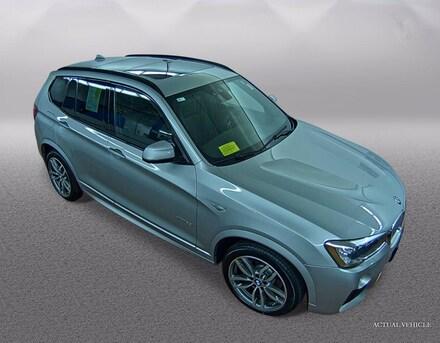 2017 BMW X3 xDrive35i Sports Activity Vehicle Sport Utility