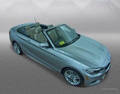 2017 BMW 230i 230i xDrive Convertible Convertible