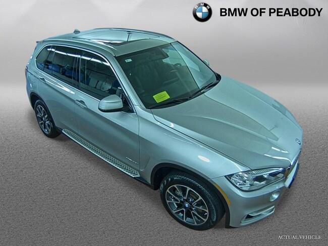 2015 BMW X5 AWD 4dr xDrive50i Sport Utility
