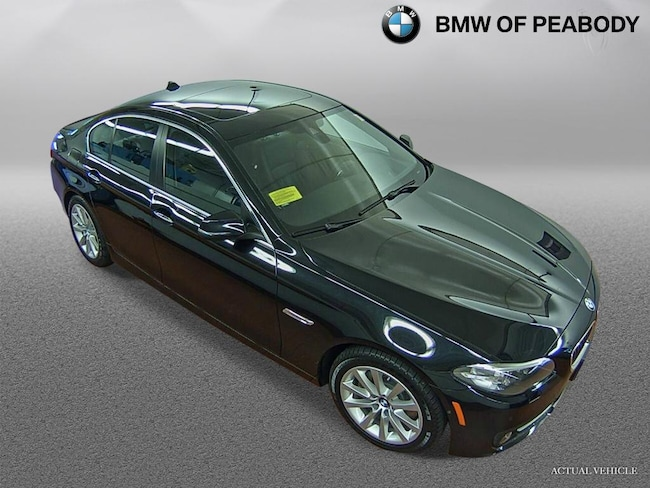 2016 BMW 535i 4dr Sdn 535i xDrive AWD Car