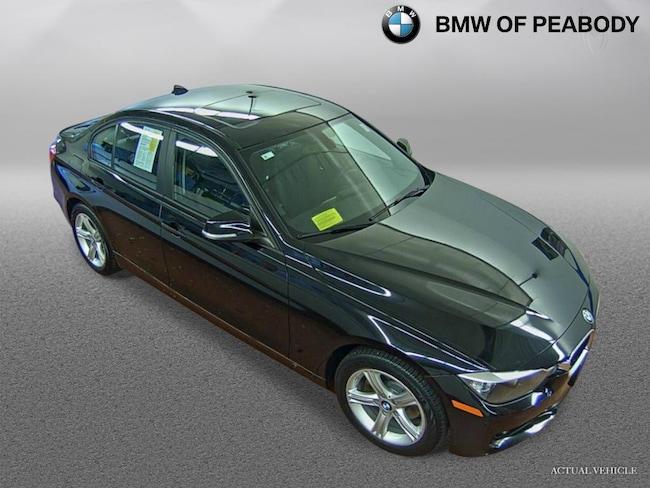2015 BMW 328i 4dr Sdn 328i xDrive AWD Car