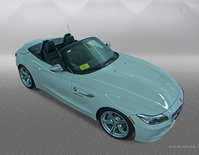 2015 BMW Z4 2dr Roadster Sdrive35is Convertible