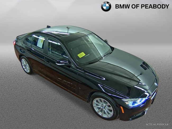 2018 BMW 320i 320i xDrive Sedan Car