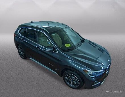 2017 BMW X1 xDrive28i Sports Activity Vehicle Sport Utility
