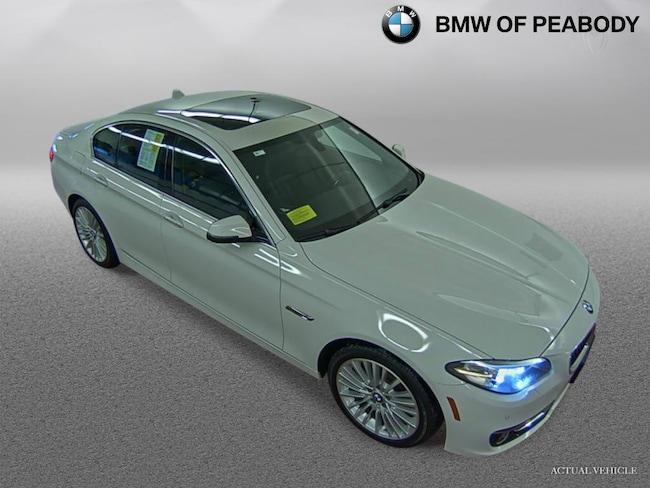 2016 BMW 550i 4dr Sdn 550i xDrive AWD Car