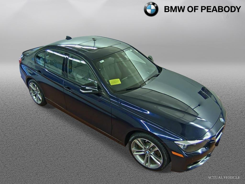 2013 BMW 328i xDrive 4dr Sdn 328i xDrive AWD SULEV Car