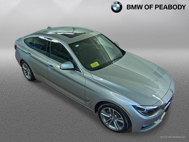 2018 BMW 330i 330i xDrive Gran Turismo Car