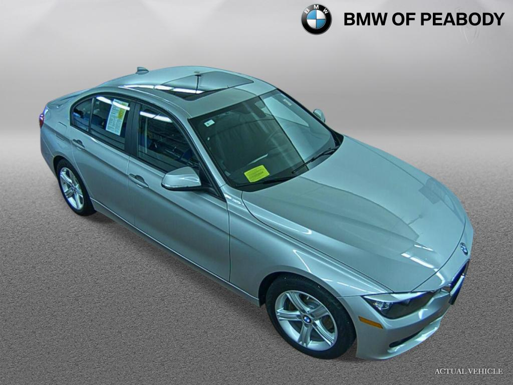 2014 BMW 320i xDrive 4dr Sdn 320i xDrive AWD Car