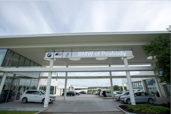 Bmw Car Service Center Bmw Peabody Service