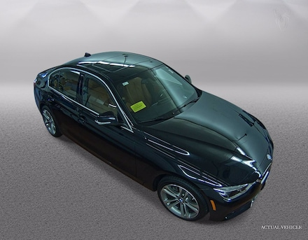 2018 BMW 330i 330i xDrive Sedan Car