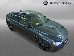 2017 BMW M4 Coupe Car