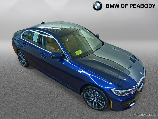 2019 BMW 330i 330i xDrive Sedan Car