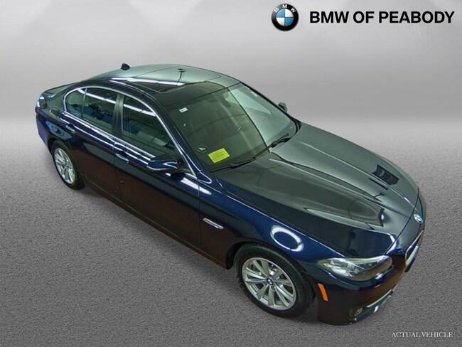 2016 BMW 528i 4dr Sdn 528i xDrive AWD Car