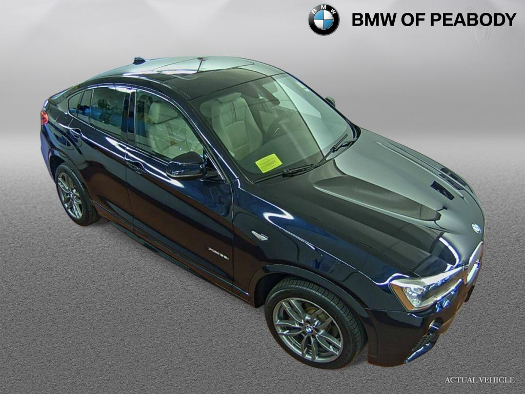 2015 BMW X4 AWD 4dr Xdrive35i Sport Utility