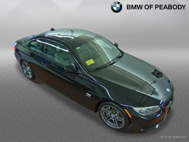 Used 2013 BMW 335is 2dr Cpe 335is RWD in Greater Boston   PreOwned