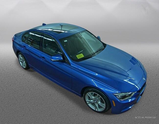 2016 BMW 328i 4dr Sdn 328i xDrive AWD SULEV Car
