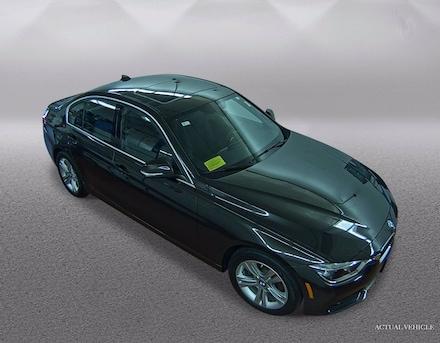 2017 BMW 330i 330i xDrive Sedan Car