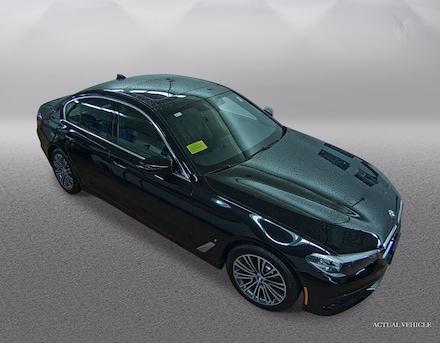 2018 BMW 530e 530e xDrive iPerformance Plug-In Hy Car
