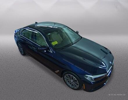 2018 BMW 530i 530i xDrive Sedan Car