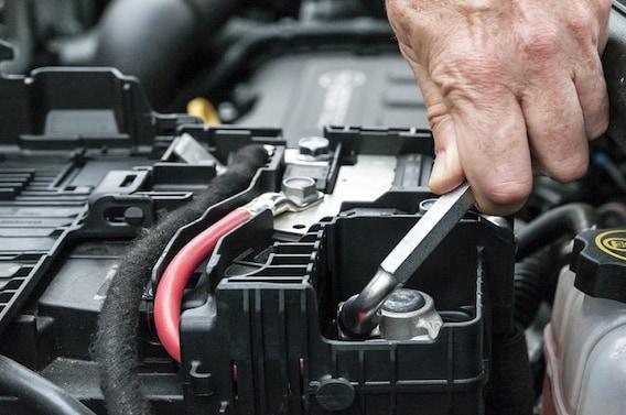 Battery Service | BMW Service Near Me | Peabody BMW Dealership