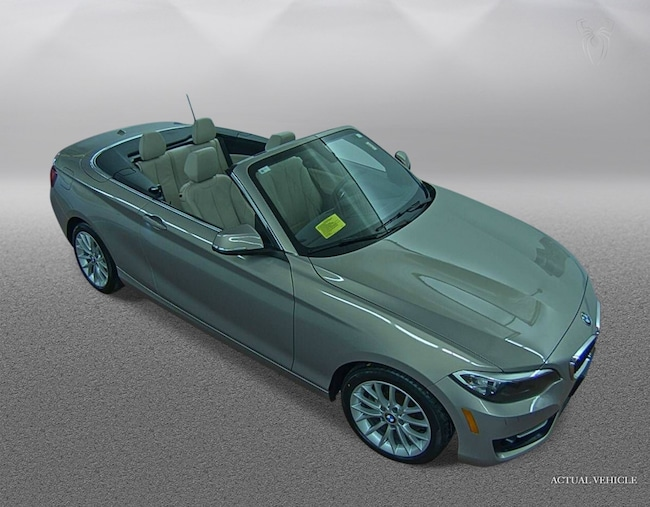 2016 BMW 228i 2dr Conv 228i xDrive AWD Convertible