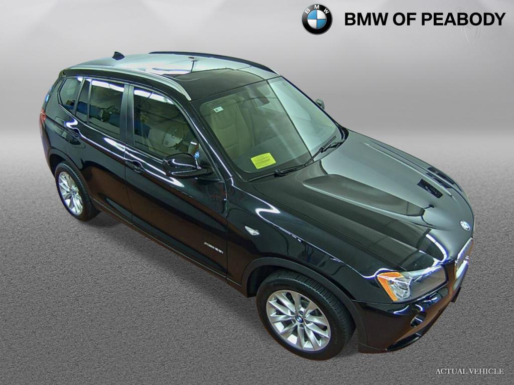 2014 BMW X3 xDrive28i AWD 4dr xDrive28i Sport Utility