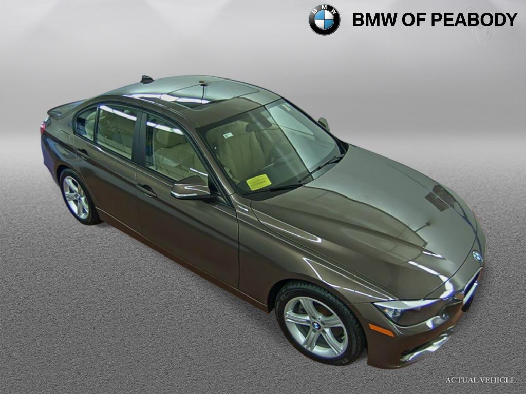 2013 BMW 320i xDrive 4dr Sdn 320i Xdrive AWD Car