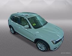 2017 BMW X3 xDrive28i Sports Activity Vehicle Sport Utility in [Company City]