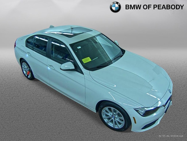 2017 BMW 320i 320i xDrive Sedan Car