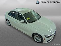 2016 BMW 320i 4dr Sdn 320i xDrive AWD Car