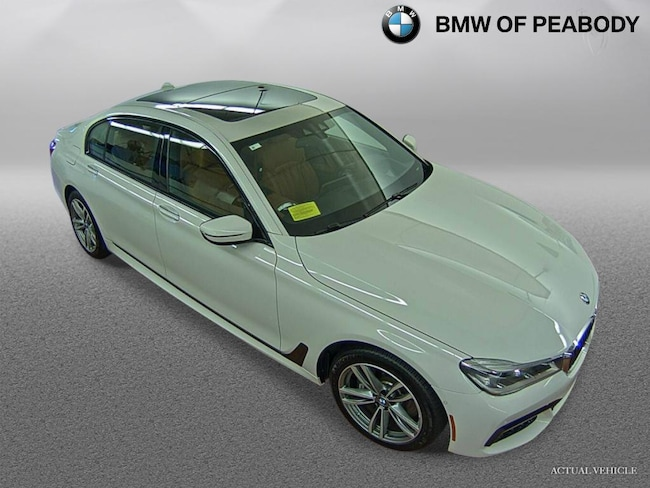 2016 BMW 750i 4dr Sdn 750i xDrive AWD Car