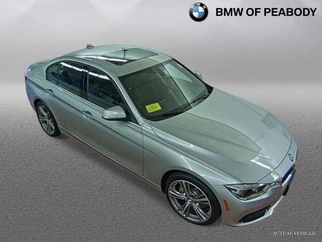 2016 BMW 340i 4dr Sdn 340i xDrive AWD Car