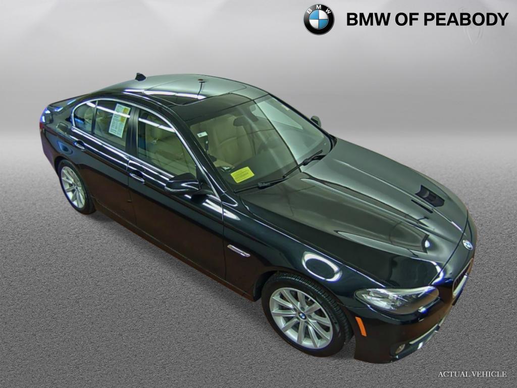 2015 BMW 535i 4dr Sdn 535i Xdrive AWD Car