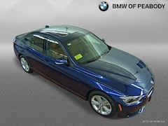 2016 BMW 328i 4dr Sdn 328i xDrive AWD SULEV Car