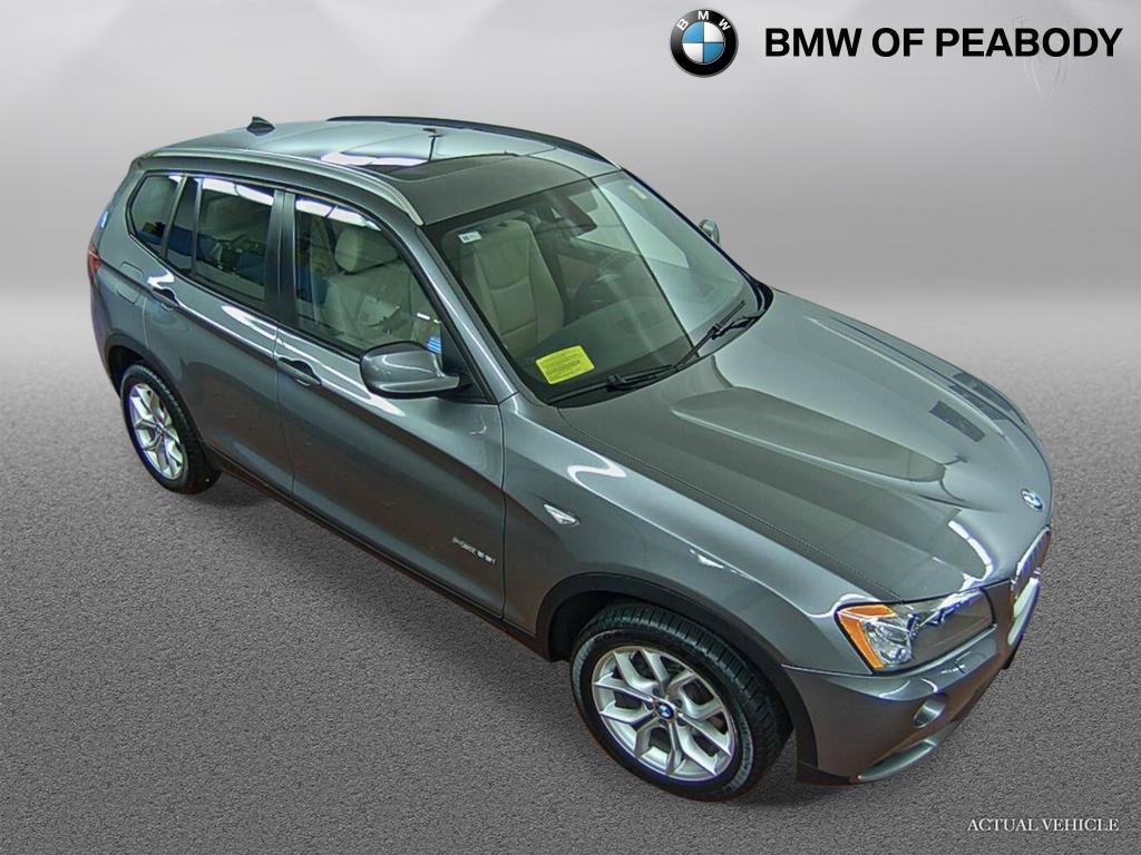 2014 BMW X3 xDrive35i AWD 4dr xDrive35i Sport Utility