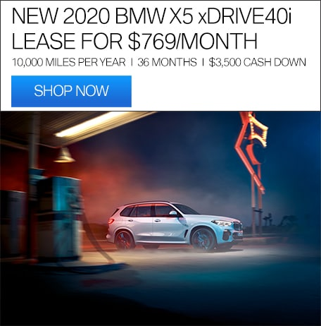 NEW 2020 BMW xDRIVE40i