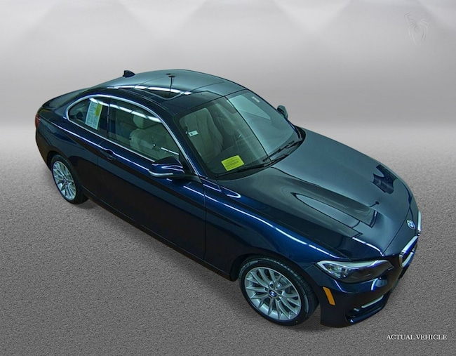 2016 BMW 228i 2dr Cpe 228i xDrive AWD Car