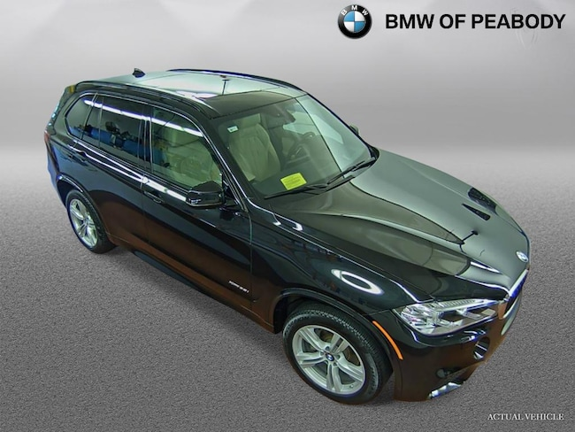Certified 2016 BMW X5 AWD 4dr xDrive35i near Andover | Preowned MA