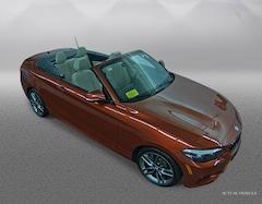 2018 BMW 230i 230i xDrive Convertible Convertible