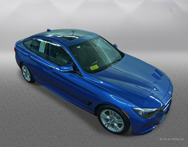 2016 BMW 328i 5dr 328i xDrive Gran Turismo AWD SU Car
