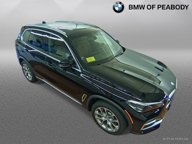 Pre-Owned 2019 BMW X5 For Sale at BMW of Peabody | VIN